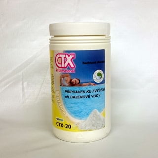 CTX-20 - pH PLUS granulát 1 kg
